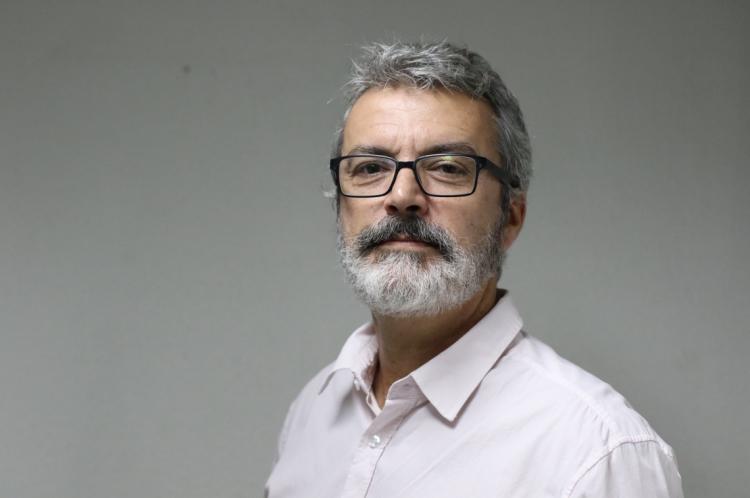Âncora do programa, jornalista Marcos Tardin irá apresentar o Debates do Povo de sua residência