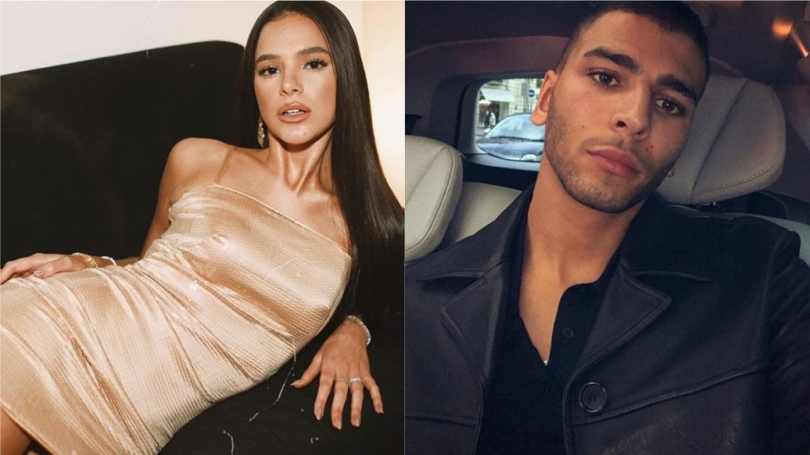 Bruna Marquezine é vista acompanhada de ex de Kourtney Kardashian.