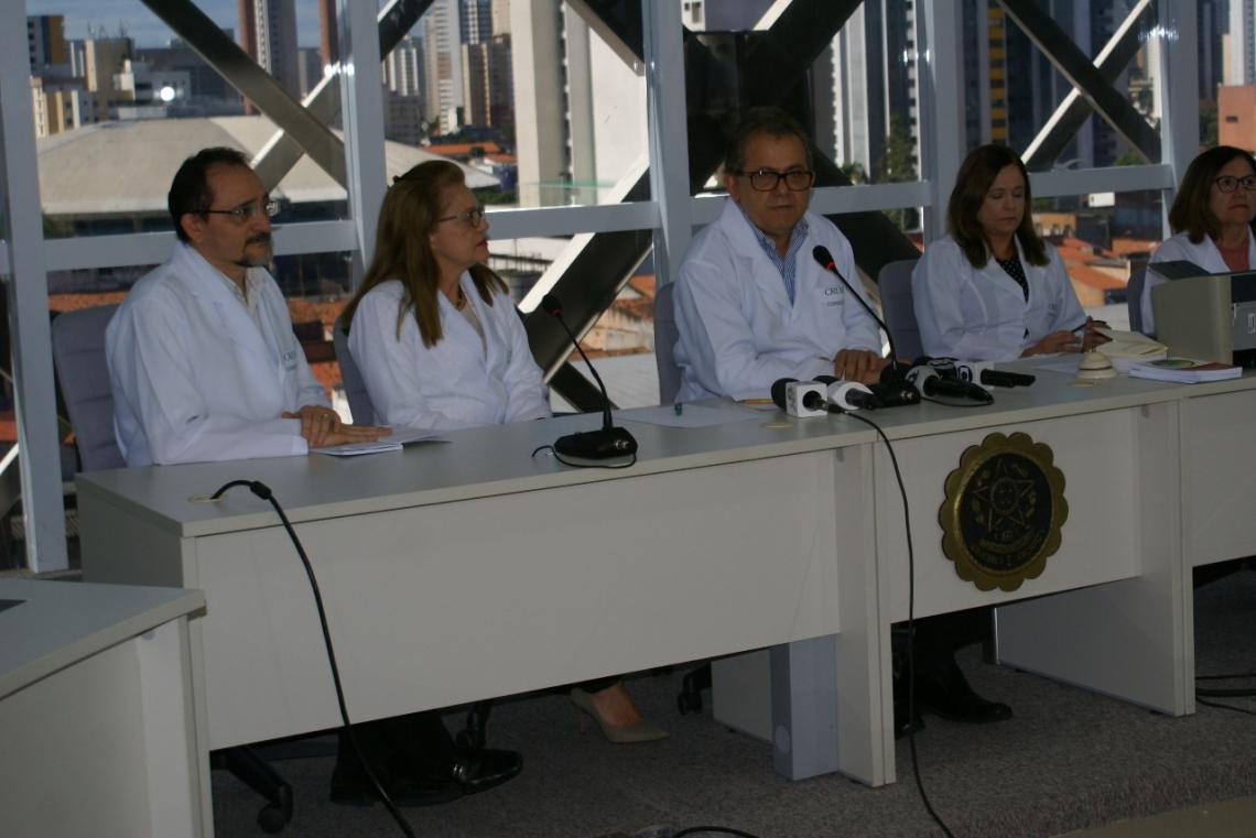 Por unanimidade, conselheiros decidiram pelo afastamento cautelar e imediato de José Hilton de Paiva