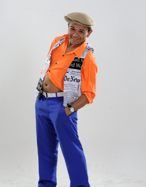 Papudim, personagem do humorista Bené Barbosa