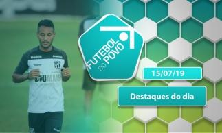 Leão vence o Avaí e Vozão encara o Fluminense | Futebol do Povo