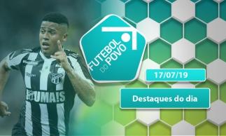Semana livre de treinos para Ceará e Fortaleza | Futebol do Povo