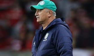 Felipão assumiu Palmeiras no meio do ano passado e venceu o Brasileirão