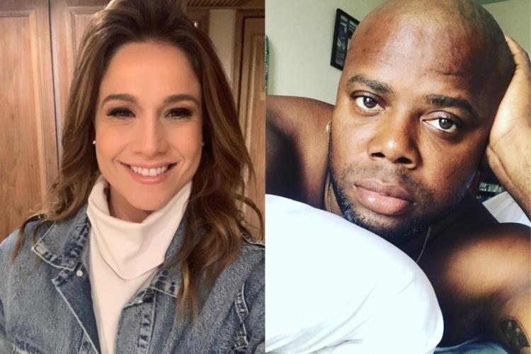 Após sete meses na geladeira, Fernanda Gentil irá apresentar programa ao lado de Érico Brás. (Foto: Reprodução/Instagram)