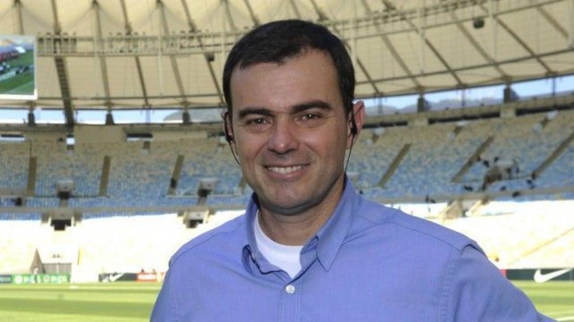 Tino Marcos pede licença e ficará afastado da TV Globo até o final do ano.