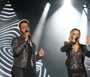 A dupla Sandy & Junior terá conteúdo exclusivo na Globoplay