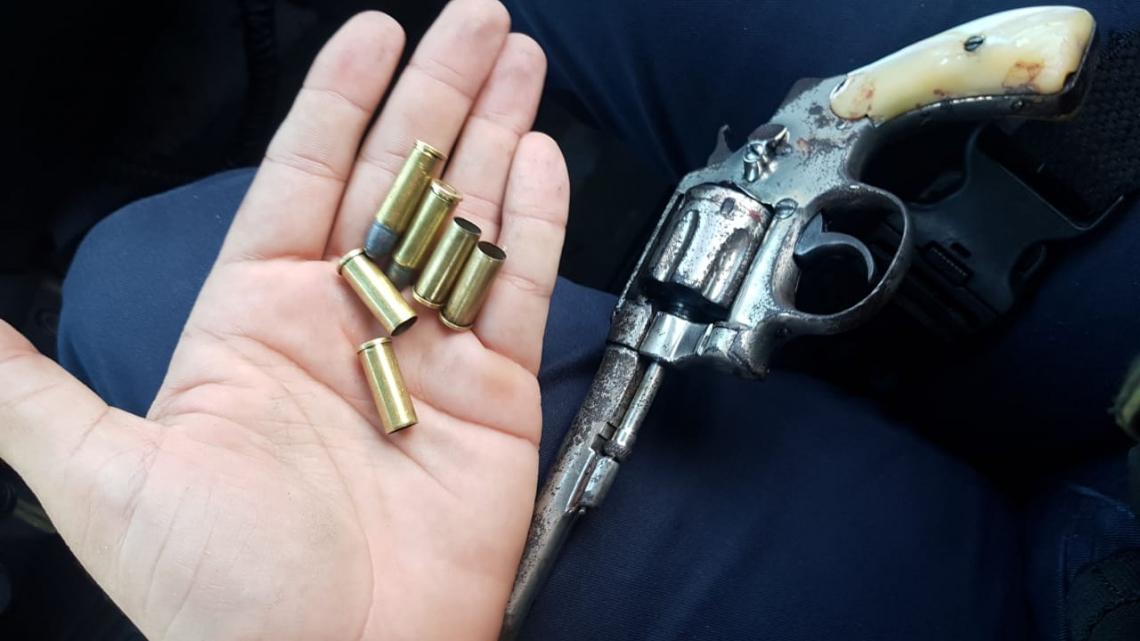 Tentativa de assalto ocorreu por volta das 7 horas da manhã desta sexta-feira, 19