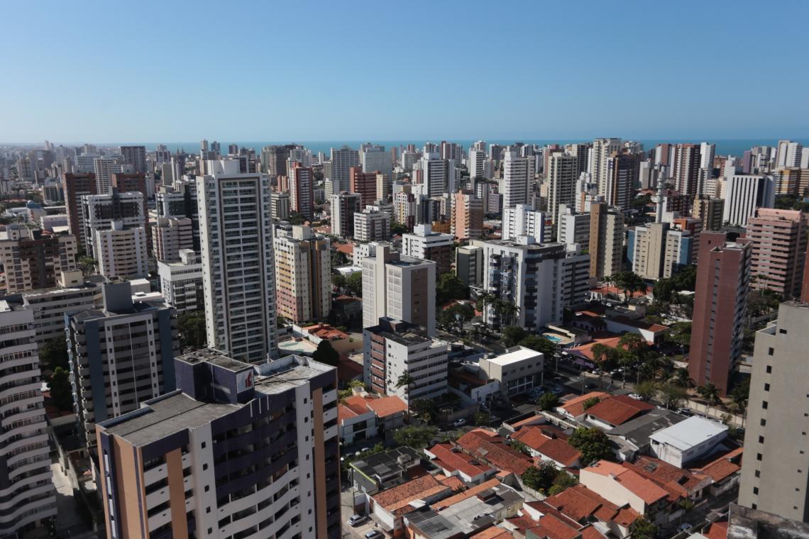 A tarifa do Imposto sobre a Propriedade Predial e Territorial Urbana (IPTU) vai acompanhar o índice inflacionário. (Foto: Camila de Almeida /O POVO - Em 30/01/2016)
