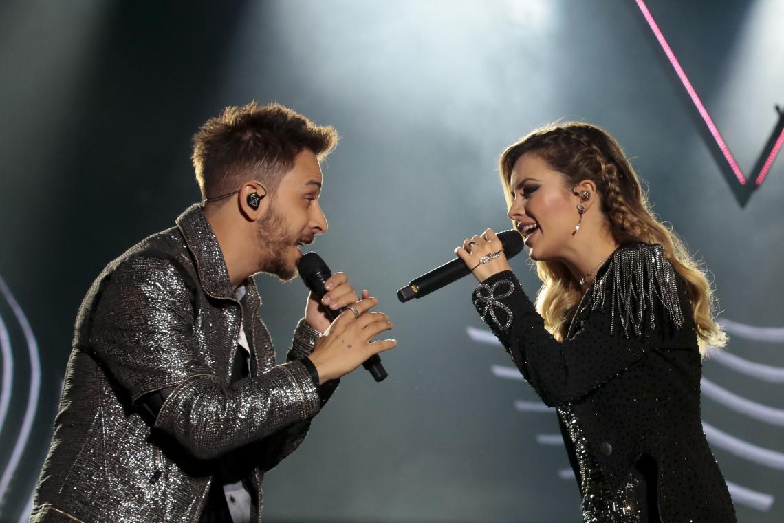 Show da dupla aconteceu na sexta-feira, 19, no Centro de eventos do Ceará.