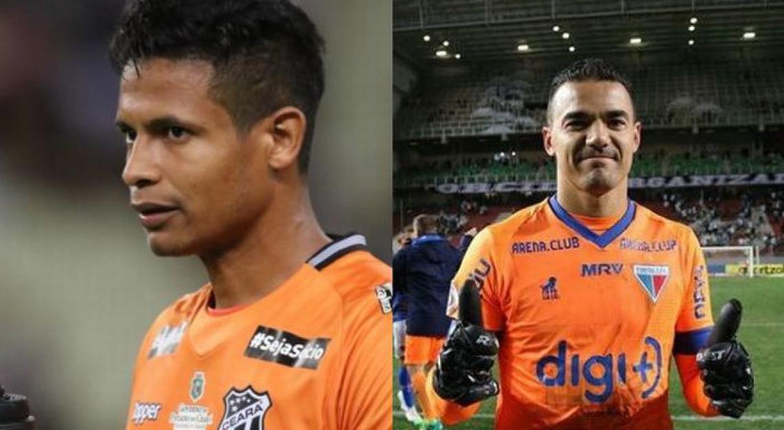 Diogo Silva e Felipe Alves são protagonistas nas campanhas de Ceará e Fortaleza