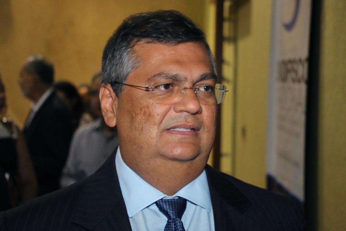 Flávio Dino, governador do estado do Maranhão, esteve em Fortaleza em junho