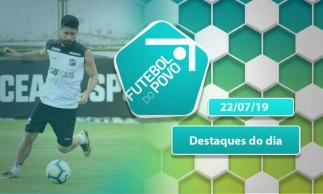 Fortaleza empata com Galo fora e Ceará bate Palmeiras | Futebol do POVO