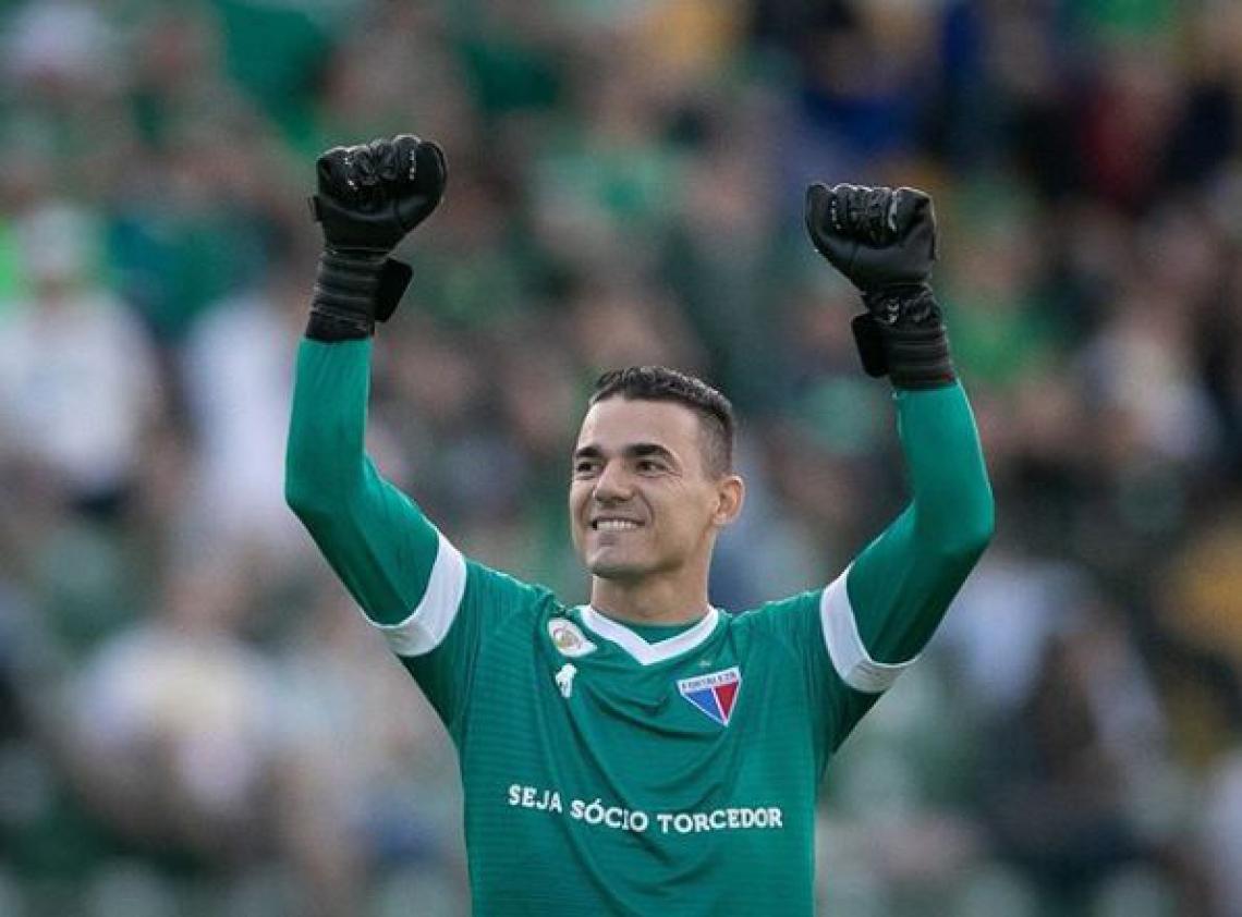 Felipe Alves é um dos destaques do Leão em 2019