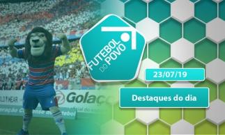 DM do Ceará e Felipe Pires anunciado no Fortaleza | Futebol do POVO