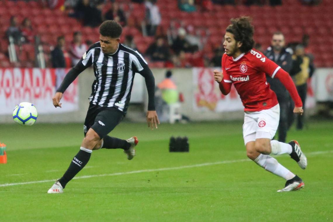 Último jogo entre as equipes foi no Beira-Rio, com vitória colorada por 1 a 0