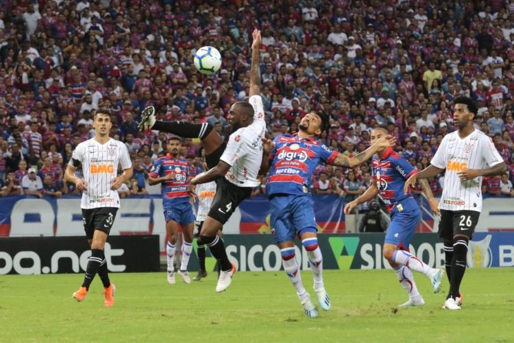 Partida entre Corinthians e Fortaleza será válida pela quinta rodada da Série A 2020 (Foto: Julio Caesar)