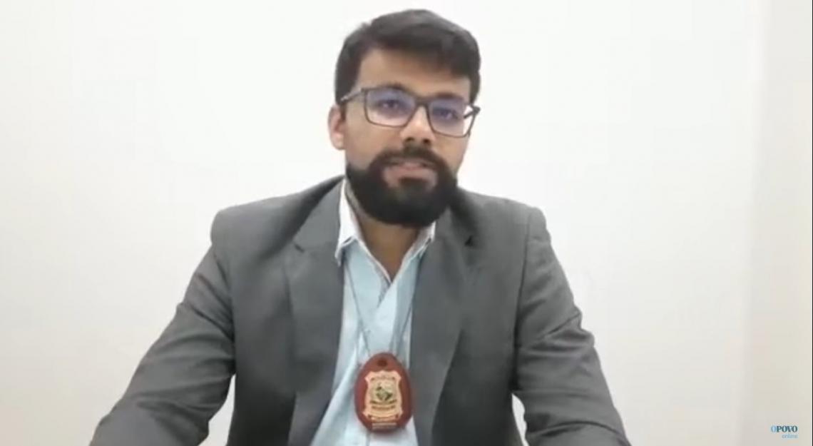 Delegado Rômulo Sousa pede que vítimas de líder espiritual procurem a Polícia