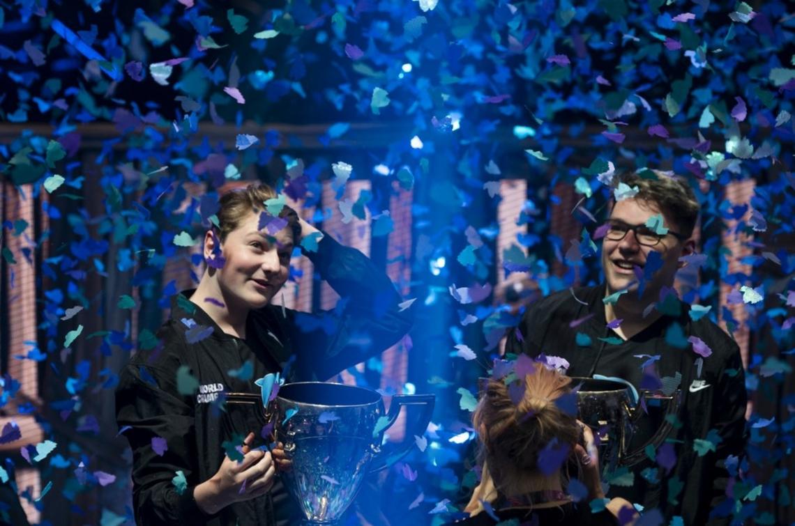 A disputa pelo prêmio dessa categoria marcou a rivalidade entre europeus na competição