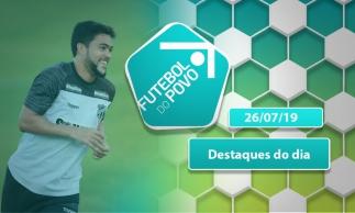 Projeções para Fortaleza x Timão e Inter x Ceará | Futebol do POVO