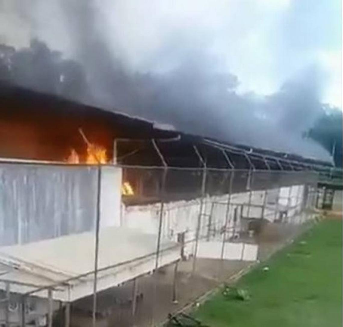 Rebelião em presídio no Pará deixa pelo menos 52 mortos.