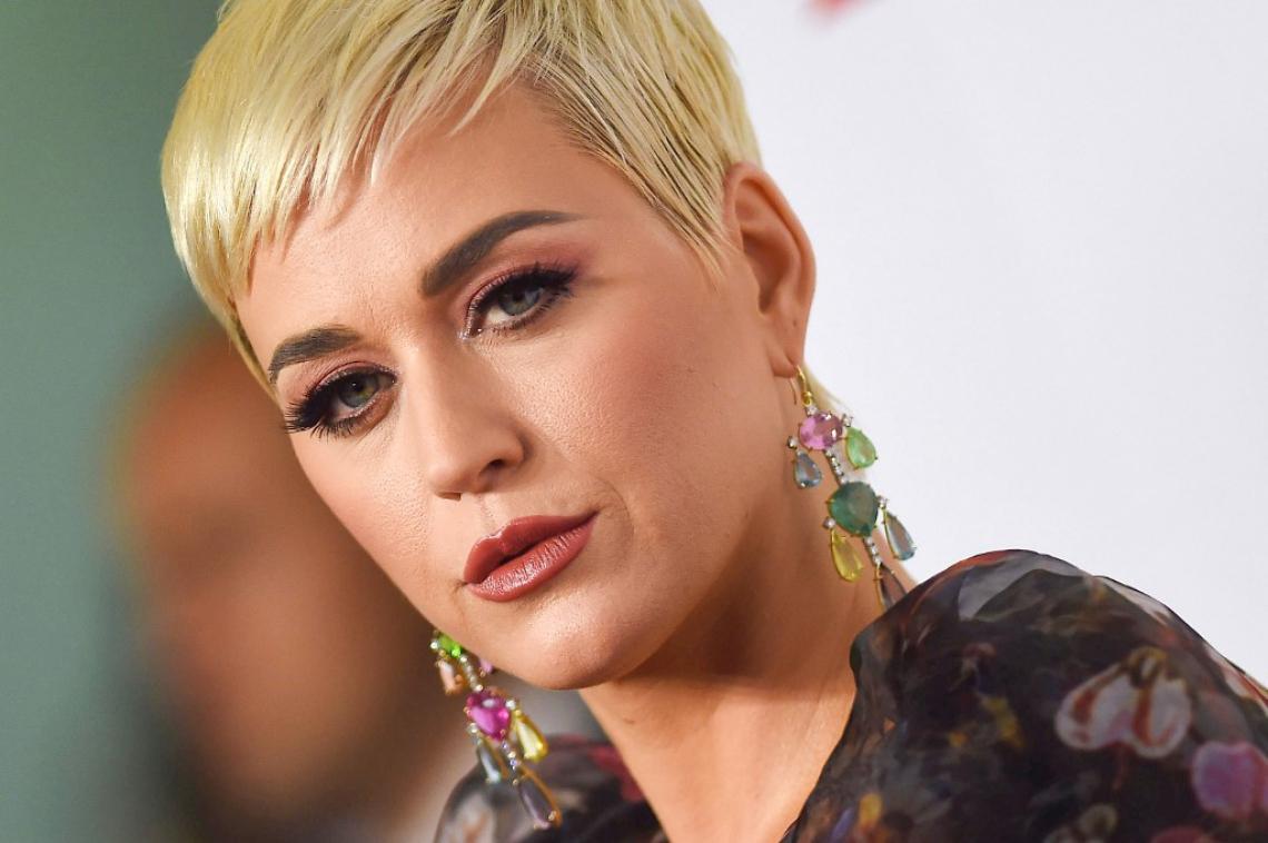 A cantora Katy Perry terá de pagar indenização pelo plágio