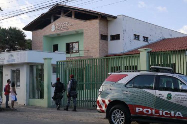O ASSASSINATO DE quatro adolescentes sob custódia do Estado ocorreu em novembro de 2017