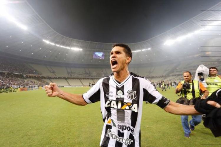 Magno Alves foi artilheiro no Ceará nas passagens que teve pelo clube (Foto: O POVO)