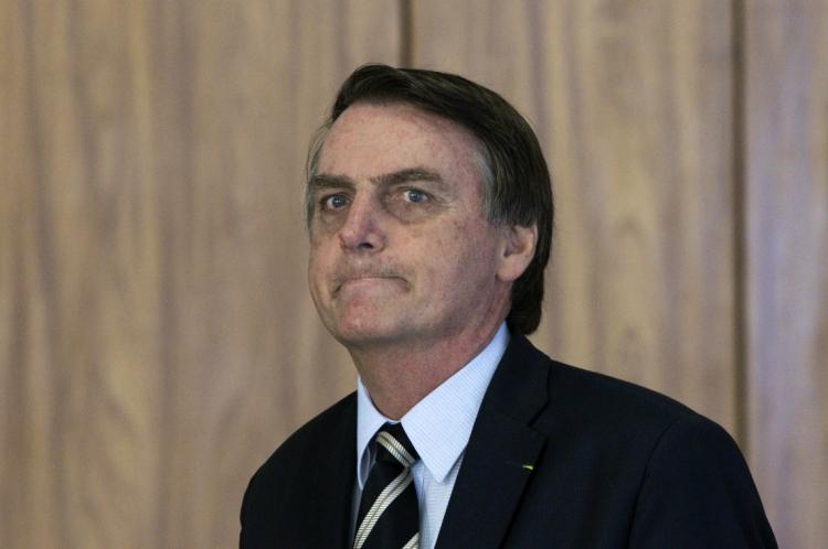 Bolsonaro deu a declaração nesta quarta-feira