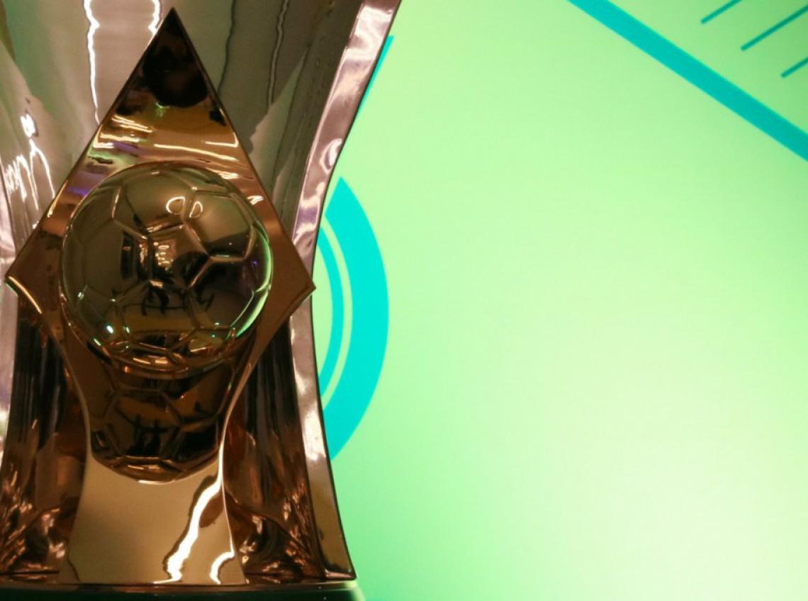 Troféu de campeão da Série A do Brasileiro