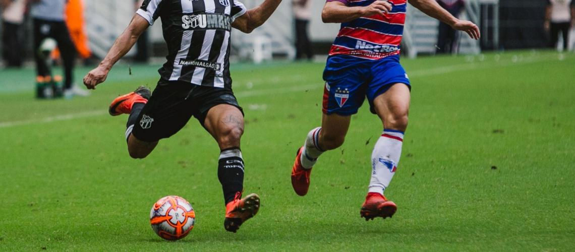 Ceará e Fortaleza só se encontrarão uma vez na segunda fase.