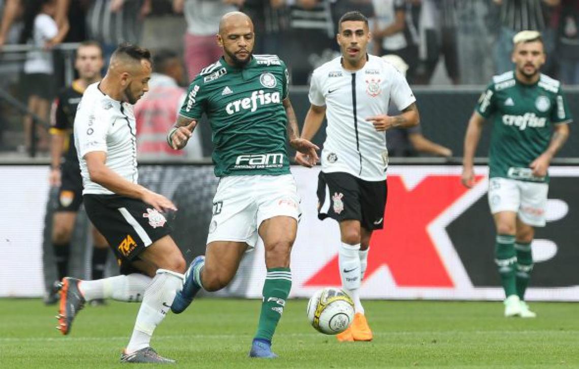 Corinthians x Palmeiras pelo Brasileirão: onde assistir à ...