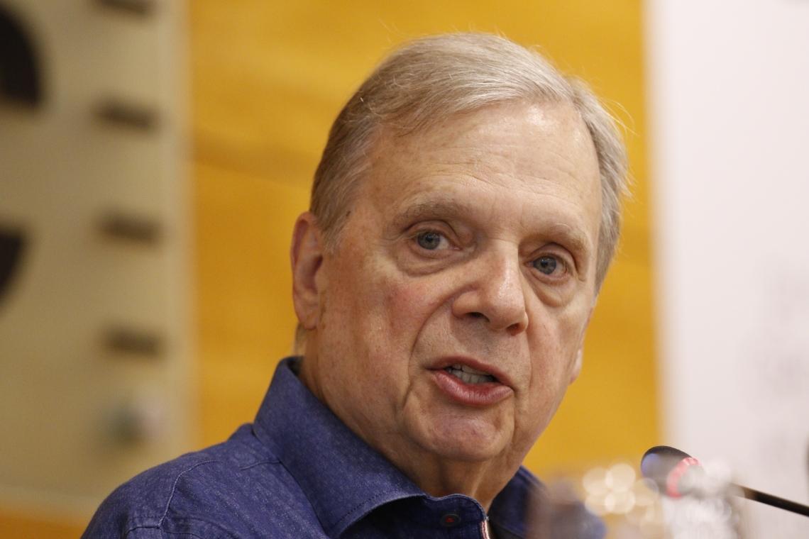 Tasso Jereissati (PSDB-CE) é o relator da proposta da reforma da Previdência no Senado