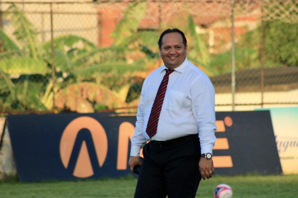 Newton Filho, presidente do Ferroviário, diz que sonha com dois presentes para o clube em 2020