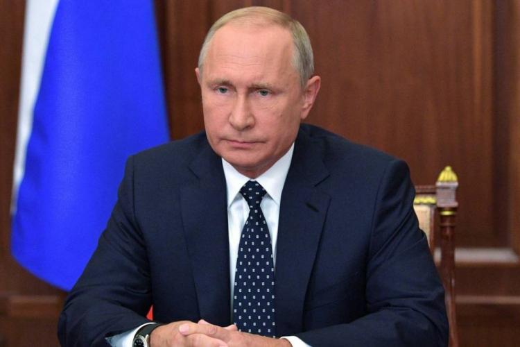 Vladimir Putin  (Foto: ALEXEY DRUZHININ / AFP )