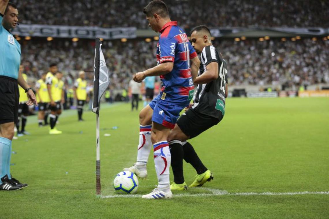 Ceará e Fortaleza possuem como principal objetivo a permanência na Série A