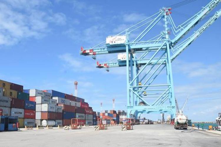 Em relação ao acumulado do ano (janeiro a julho), as exportações somam US$ 1,3 bilhões, com crescimento de 8,2% em relação a 2018, enquanto as importações decresceram 12,1%