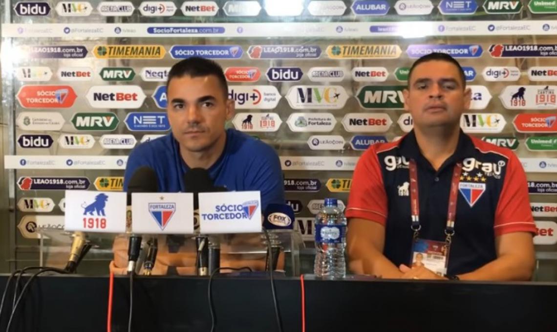 Felipe Alves foi um dos protagonistas na vitória diante do Goiás