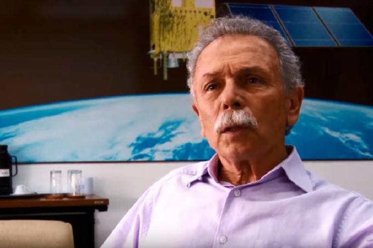 Ricardo Galvão foi exonerado da diretoria do Inpe no último dia 2 de agosto