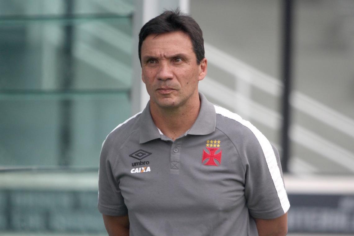 Zé Ricardo já treinou três dos quatro maiores clubes do Rio de Janeiro
