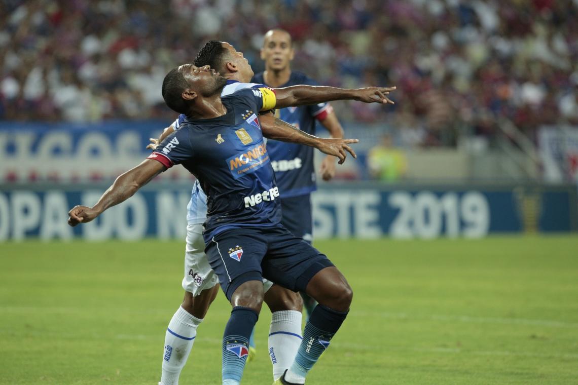 Equipes já se enfrentaram nesta temporada, pela Copa do Nordeste