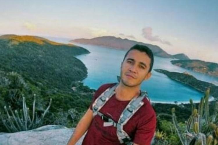 As buscas por André Filipe começaram na tarde de domingo, 11