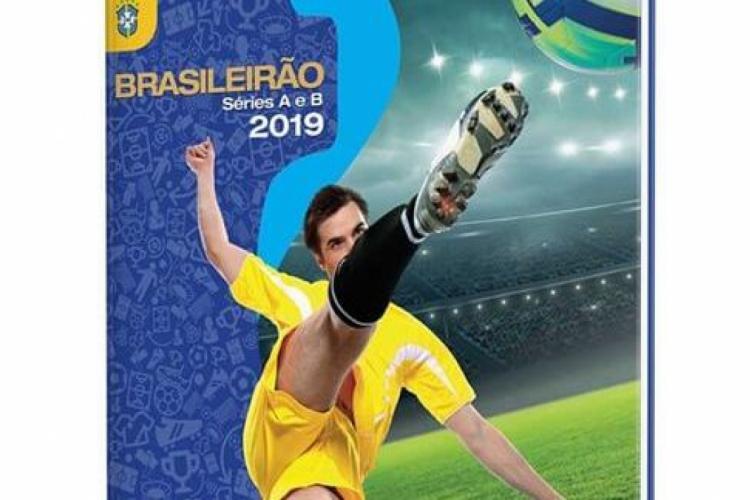 Álbum de 2019 terá figurinhas de Ceará e Fortaleza (Foto: Divulgação)