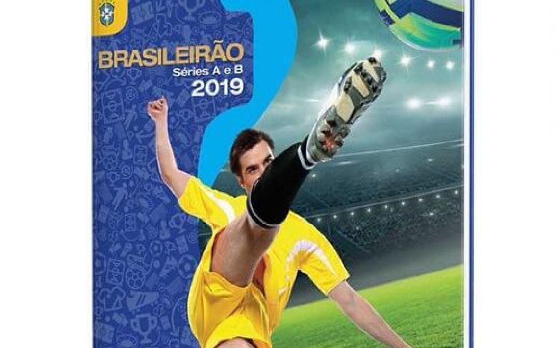 Álbum de 2019 terá figurinhas de Ceará e Fortaleza