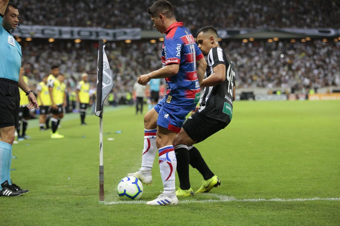 No primeiro turno, Ceará venceu o Fortaleza por 2 a 1 na Arena Castelão. Equipes se reencontram em novembro