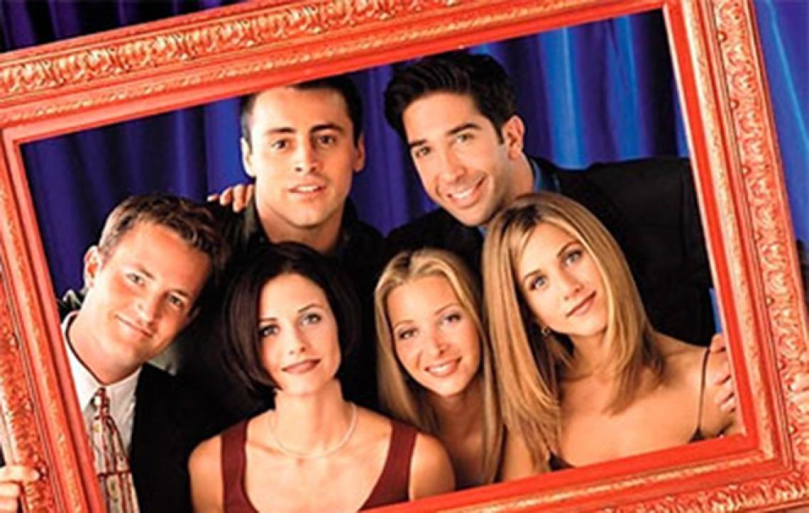 Friends é uma das séries mais assistidas e aclamadas na história da televisão.