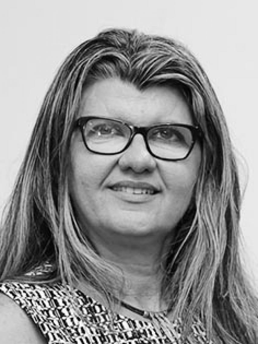 Joana Maciel  Secretária da Saúde de Fortaleza
