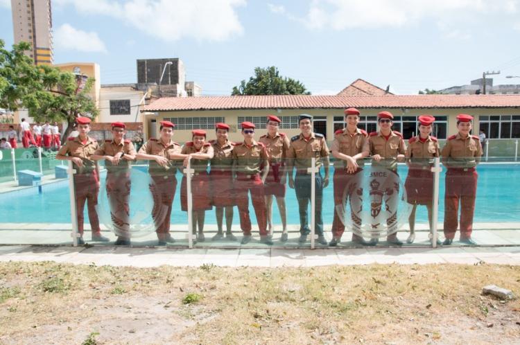 Escola foi a estadual com o maior número de alunos convocados no Ceará