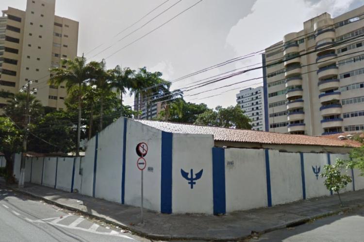 CLUBE DE OFICIAIS tem área de 4,6 mil m² e preço estimado em R$ 16,9 milhões