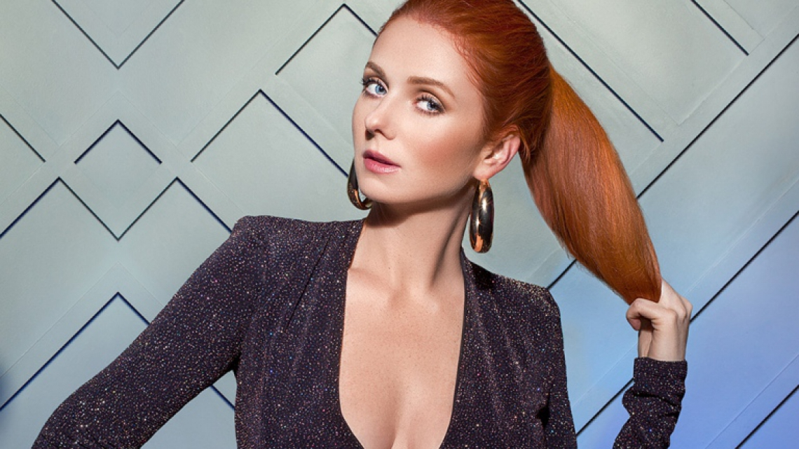 Lena se apresenta em Fortaleza para apresentar o novo álbum em russo