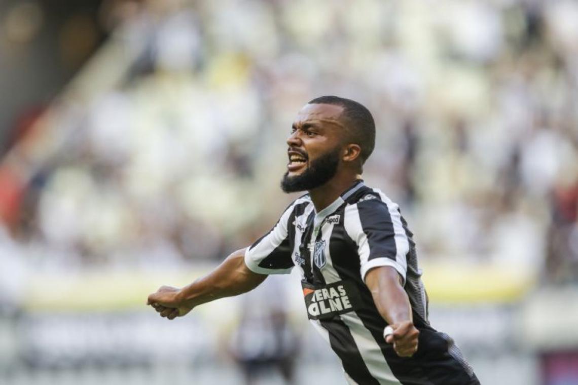 Samuel Xavier é um dos destaques do Ceará no Brasileirão.